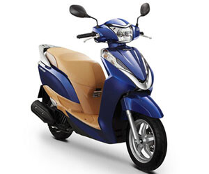 Honda Lead 125 Might Enter Indian Market- Exclusive