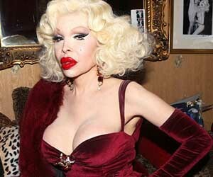 I've got the most expensive body on earth: Amanda Lepore