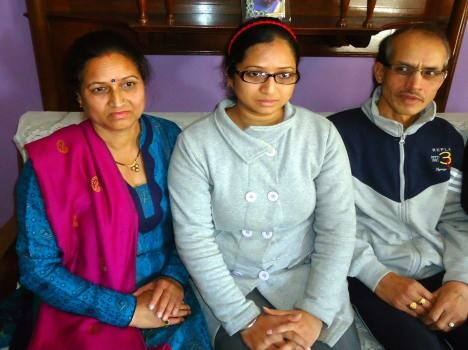 daughter become first officer in family