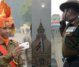 Security tighten on republic Day