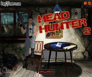 Head hunter game