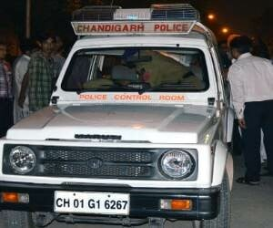 New PCR to Chandigarh Police