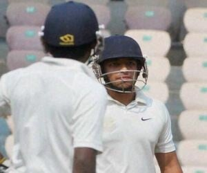ranji trophy final: first day