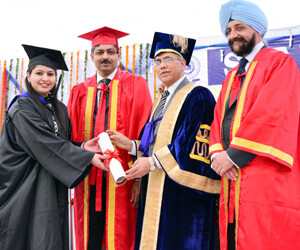 ?first convocation of sgt university gurgaon