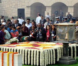 Nation remembers Father of the Nation on death anniversary