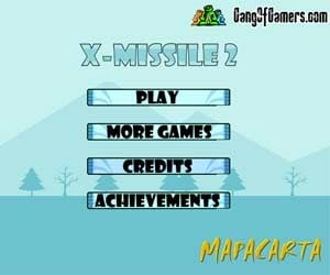 x missile 2 game