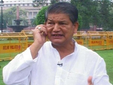 harish rawat first day as chief minister