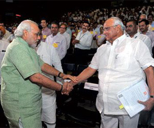Narendra modi and sharad pawar secret meeting in delhi