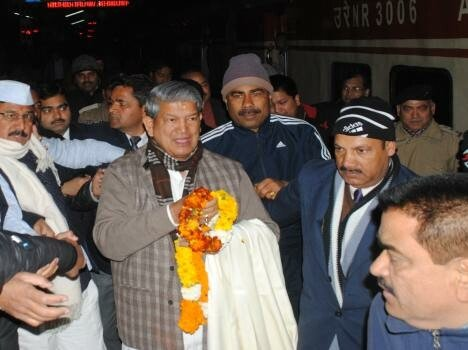 i am not going to resign for harish rawat