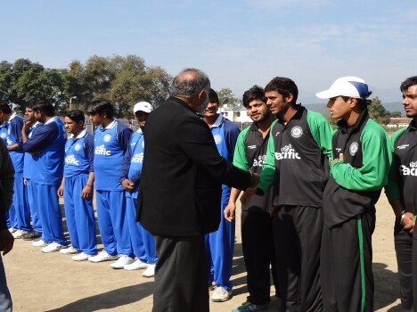 hca wins dehradun premier league first match