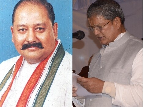 satpal maharaj against harish rawat