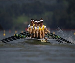 PU become All India Inter-University Rowing champion