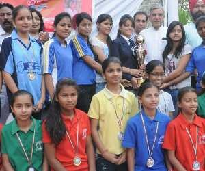Chandigarh Wins Table Soccer Championship