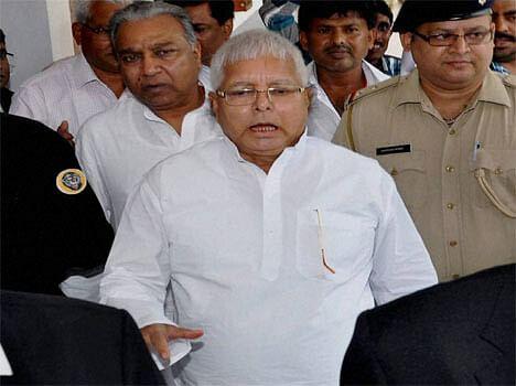 Lalu Imaged Copy Of Pm Modi, - लालू ने उतारी पीएम मोदी की ...