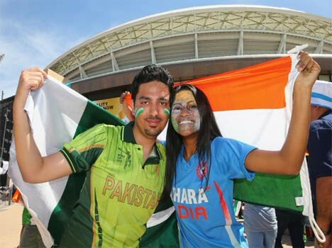 india-pakistan match picture