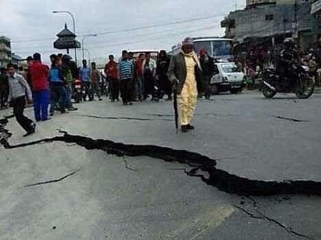 Image result for भूकंप के खतरे को लेकर वैज्ञानिकों ने किया बड़ा खुलासा