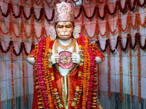 temple hanuman marriage and hanuman son story5