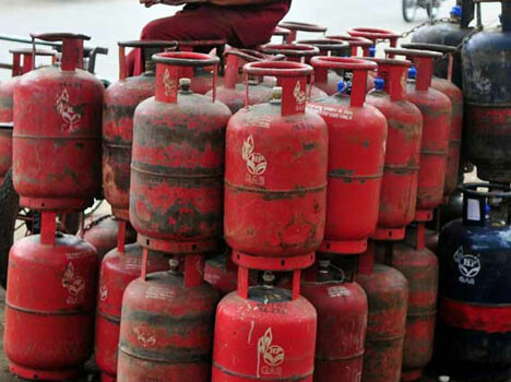cost of LPG goes down, ATF UP