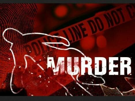 old lady murdered at bilaspur.