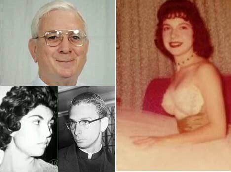 Ex-priest John Feit arrested in Irene Garza murder case from 1960