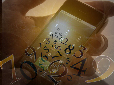 numerology regarding lucky mobile number