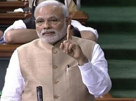 Top stories of Narendra Modi's thank you speech in Parliament