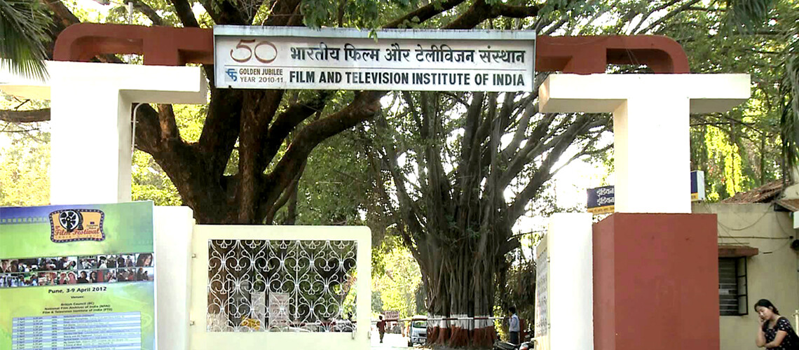 chargesheet against 35 FTII students.