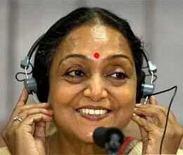 Meira Kumar to address Rajasthan varsity's foundation day