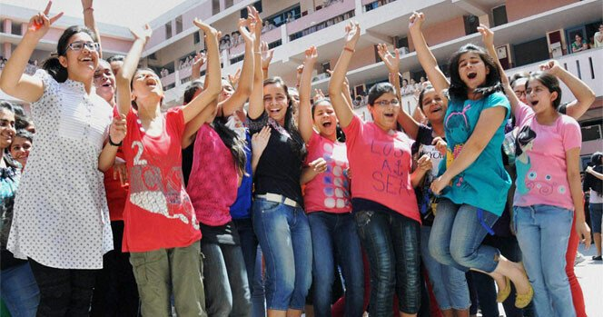 CBSE Class X results declared, girls outshine boys