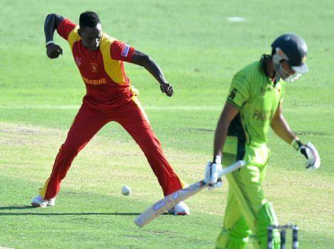 Live: Pakistan Vs Zimbabwe, World Cup 2015 League Match